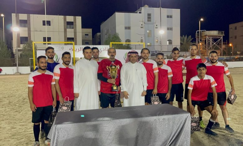 Photo of فريق القطيف يفوز بدورة الأزهر التنشيطية لكرة القدم